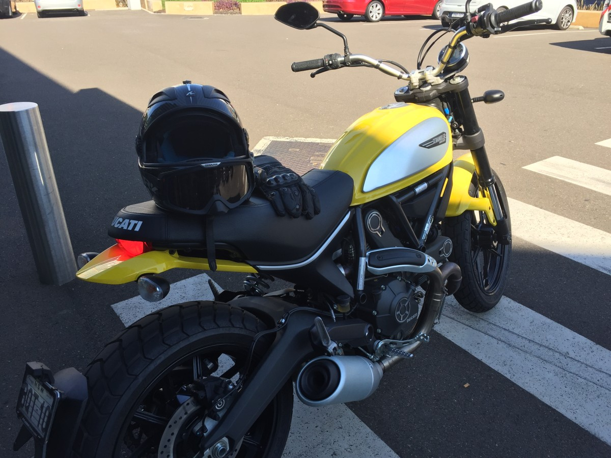 Ride Review: Ducati Scrambler