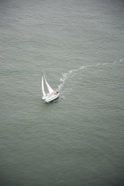 Yacht Wake