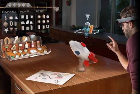 Mixed Reality with Microsoft Hololens