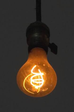 The Electric Light Bulb Product of Persistence