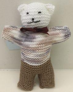 Teddy Bear Gift from Westmead Chaplain